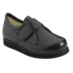 Zapato Unisex Plastazote Negro Ortopedico Velcro