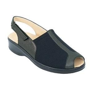 Calzado Señora Bio Pala Lycra Color Negro