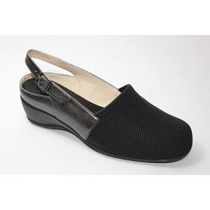 Zapato Sandalia Verano Color Negro