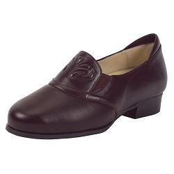 Zapato Señora Box y Tei Cafe