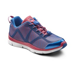 Katy Pink/Blue Medium Dr. Comfort