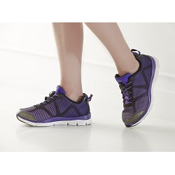 Katy Purple Medium Dr. Comfort