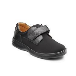 Annie Black Medium Dr. Comfort