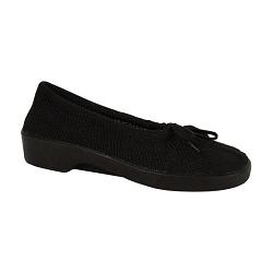 Zapato Salusflex Punto Negro
