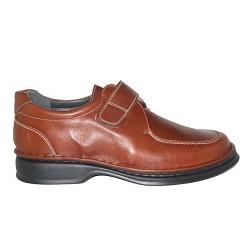 Zapato Caballero Velcro